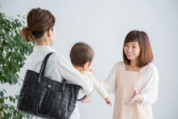 働くママさんを応援!保育園・託児所を利用できる派遣会社!!病児にも対応!! イメージ