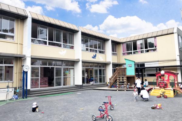 創立昭和28年の老舗の幼稚園!人材派遣の求人です|静岡県静岡市駿河区 イメージ