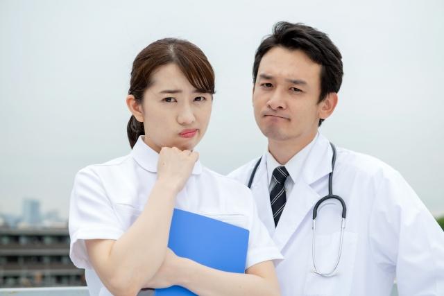 看護師インシデント