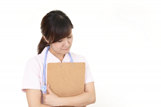 看護師‗辞めたい